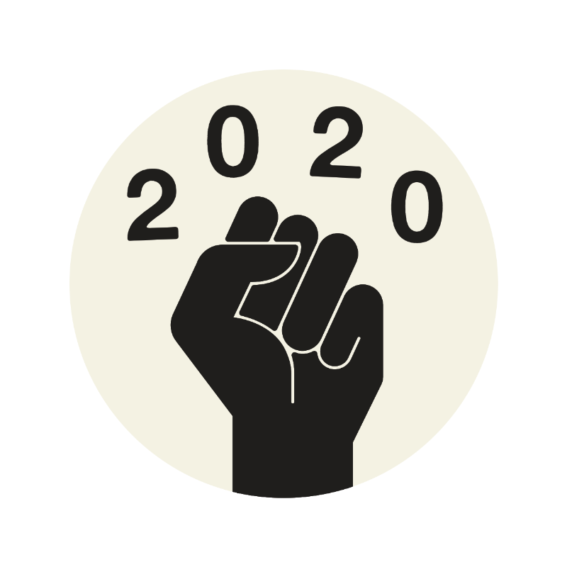 Raise a Fist 2020 product