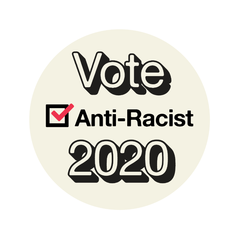 Vote Anti-Racist product