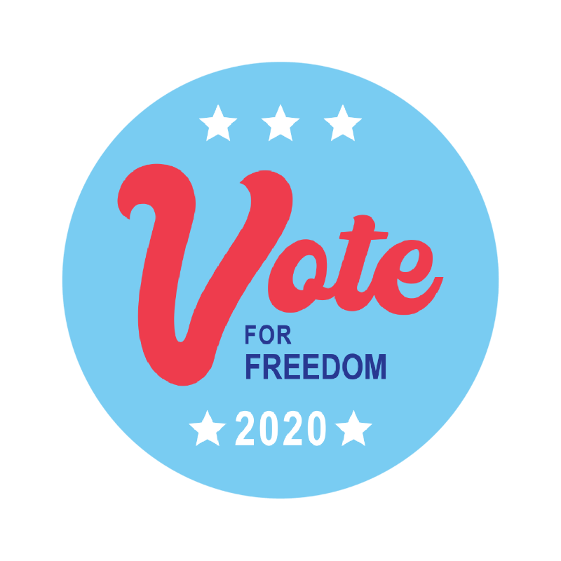 Vote Freedom product