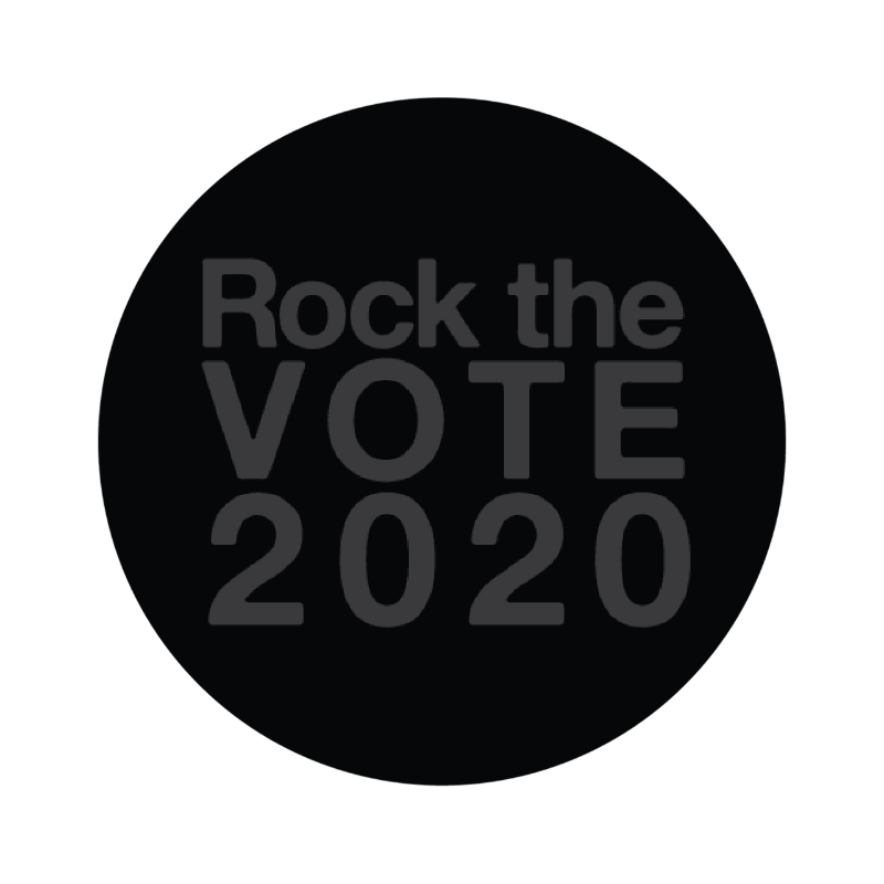 Rock the Vote 2020 product