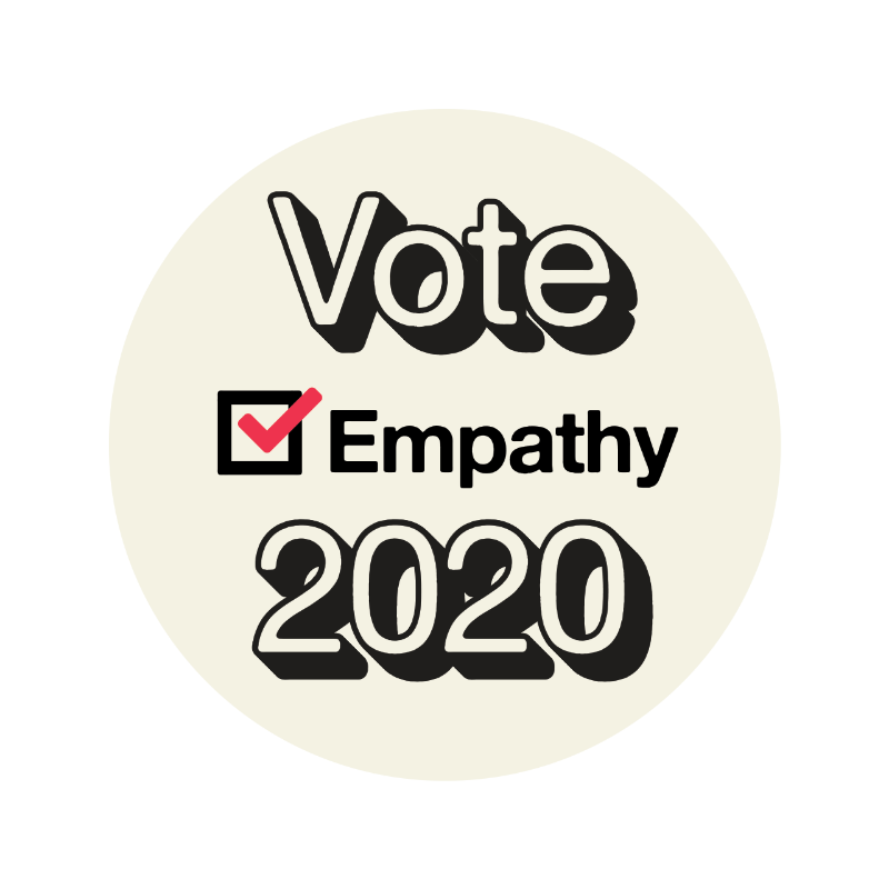 Vote Empathy 2020 product