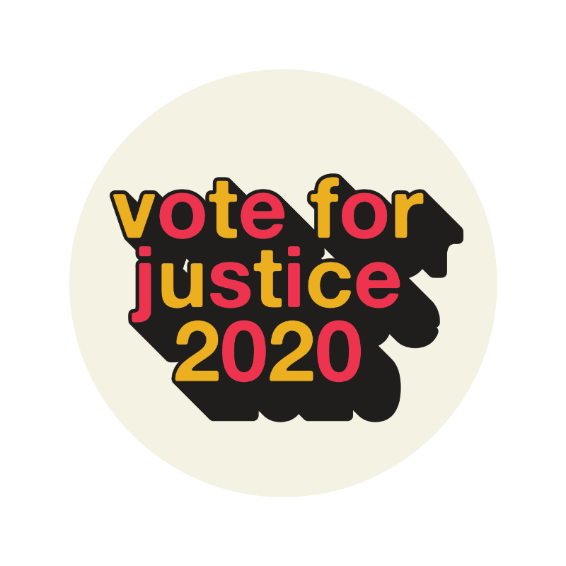 Vote for Justice 2020 product