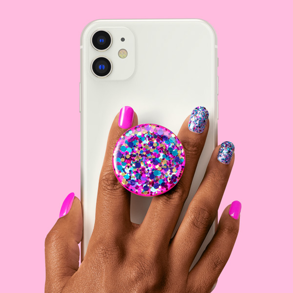 PopSockets Nails Confetti Party product